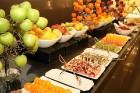 Travelnews.lv kopā ar «Tez Tour Latvija» izbauda Antaljas viesnīcas «Rixos Premium Belek» kulināro piedāvājumu 14