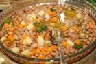 Travelnews.lv kopā ar «Tez Tour Latvija» izbauda Antaljas viesnīcas «Rixos Premium Belek» kulināro piedāvājumu 79