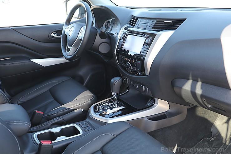 Travelnews.lv ceļo ar jauno pikapu «Renault Alaskan 2.3 dCi»