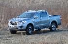 Travelnews.lv ceļo ar jauno pikapu «Renault Alaskan 2.3 dCi» 2