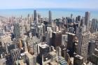 Travelnews.lv apmeklē Čikāgas augstākās ēkas Vilisa torņa skata platformu «Skydeck Chicago». Atbalsta: Finnair 8