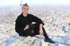 Travelnews.lv apmeklē Čikāgas augstākās ēkas Vilisa torņa skata platformu «Skydeck Chicago». Atbalsta: Finnair 14