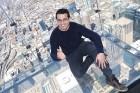 Travelnews.lv apmeklē Čikāgas augstākās ēkas Vilisa torņa skata platformu «Skydeck Chicago». Atbalsta: Finnair 17