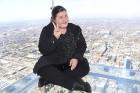 Travelnews.lv apmeklē Čikāgas augstākās ēkas Vilisa torņa skata platformu «Skydeck Chicago». Atbalsta: Finnair 18