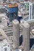 Travelnews.lv apmeklē Čikāgas augstākās ēkas Vilisa torņa skata platformu «Skydeck Chicago». Atbalsta: Finnair 27
