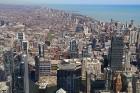 Travelnews.lv apmeklē Čikāgas augstākās ēkas Vilisa torņa skata platformu «Skydeck Chicago». Atbalsta: Finnair 29