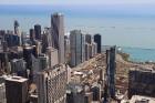 Travelnews.lv apmeklē Čikāgas augstākās ēkas Vilisa torņa skata platformu «Skydeck Chicago». Atbalsta: Finnair 30