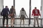 Travelnews.lv apmeklē Čikāgas augstākās ēkas Vilisa torņa skata platformu «Skydeck Chicago». Atbalsta: Finnair 31