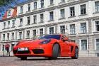 Travelnews.lv apceļo Latgali ar sportisko Porsche 718 Cayman 1