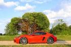 Travelnews.lv apceļo Latgali ar sportisko Porsche 718 Cayman 5