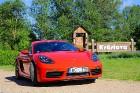 Travelnews.lv apceļo Latgali ar sportisko Porsche 718 Cayman 9