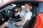 Travelnews.lv apceļo Latgali ar sportisko Porsche 718 Cayman 26