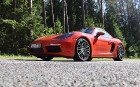 Travelnews.lv apceļo Latgali ar sportisko Porsche 718 Cayman 34