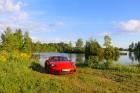 Travelnews.lv apceļo Latgali ar sportisko Porsche 718 Cayman 40