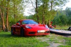 Travelnews.lv apceļo Latgali ar sportisko Porsche 718 Cayman 44