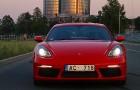 Travelnews.lv apceļo Latgali ar sportisko Porsche 718 Cayman 52