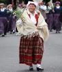 Dziesmu un deju svētku atklāšanas gājiens pulcē Rīgā visus Latvijas novadus (201-300) 8