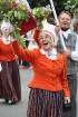 Dziesmu un deju svētku atklāšanas gājiens pulcē Rīgā visus Latvijas novadus (201-300) 10