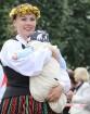 Dziesmu un deju svētku atklāšanas gājiens pulcē Rīgā visus Latvijas novadus (201-300) 18