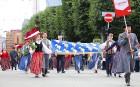 Dziesmu un deju svētku atklāšanas gājiens pulcē Rīgā visus Latvijas novadus (201-300) 19