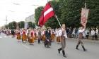 Dziesmu un deju svētku atklāšanas gājiens pulcē Rīgā visus Latvijas novadus (201-300) 46