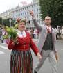 Dziesmu un deju svētku atklāšanas gājiens pulcē Rīgā visus Latvijas novadus (201-300) 51