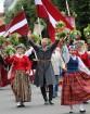 Dziesmu un deju svētku atklāšanas gājiens pulcē Rīgā visus Latvijas novadus (201-300) 59