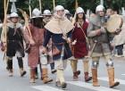 Dziesmu un deju svētku atklāšanas gājiens pulcē Rīgā visus Latvijas novadus (201-300) 64