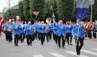 Dziesmu un deju svētku atklāšanas gājiens pulcē Rīgā visus Latvijas novadus (201-300) 67