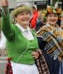 Dziesmu un deju svētku atklāšanas gājiens pulcē Rīgā visus Latvijas novadus (201-300) 70