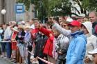 Dziesmu un deju svētku atklāšanas gājiens pulcē Rīgā visus Latvijas novadus (201-300) 77