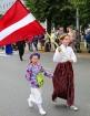 Dziesmu un deju svētku atklāšanas gājiens pulcē Rīgā visus Latvijas novadus (201-300) 79