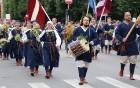 Dziesmu un deju svētku atklāšanas gājiens pulcē Rīgā visus Latvijas novadus (201-300) 80