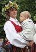 Dziesmu un deju svētku atklāšanas gājiens pulcē Rīgā visus Latvijas novadus (201-300) 83