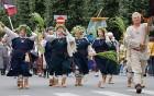 Dziesmu un deju svētku atklāšanas gājiens pulcē Rīgā visus Latvijas novadus (201-300) 84