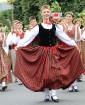 Dziesmu un deju svētku atklāšanas gājiens pulcē Rīgā visus Latvijas novadus (201-300) 91