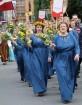 Dziesmu un deju svētku atklāšanas gājiens pulcē Rīgā visus Latvijas novadus (201-300) 99