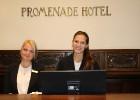 Travelnews.lv ar jauno Audi A6 iepazīst 5 zvaigžņu viesnīcas «Promenade Hotel Liepaja» viesmīlību 11