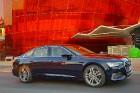 Travelnews.lv ar jauno Audi A6 apceļo vēju pilsētu Liepāju 1