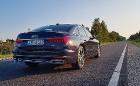 Travelnews.lv ar jauno Audi A6 apceļo vēju pilsētu Liepāju 5