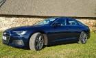 Travelnews.lv ar jauno Audi A6 apceļo vēju pilsētu Liepāju 6