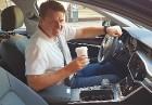 Travelnews.lv ar jauno Audi A6 apceļo vēju pilsētu Liepāju 17
