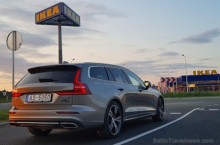 Travelnews.lv apceļo Sēliju ar jauno un jaudīgo «Volvo V60» un nakšņo «Kurshi Hotel & Spa»