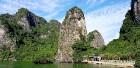 Travelnews.lv apmeklē UNESCO pasaules mantojumu Vjetnamā - Halongas līcis. Sadarbībā ar 365 brīvdienas un Turkish Airlines 24