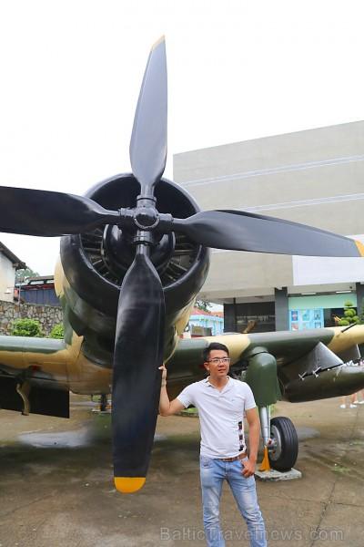 Travelnews.lv apmeklē kara palieku muzeju Vjetnamā «War Remnants Museum». Sadarbībā ar 365 brīvdienas un Turkish Airlines