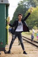Alūksnē lustīgi svin Bānīša svētkus - vienīgā regulāri kursējošā šaursliežu dzelzceļa vilciena 116.dzimšanas dienu 6