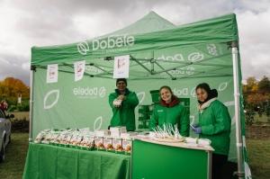 Jau astoto gadu Latvijas sulīgākais festivāls Dobelē pulcē novada un apkārtnes mājražotājus, stādaudzētājus, augļkopjus un interesentus 11
