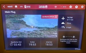 Travelnews.lv ar lidsabiedrību «Turkish Airlines» lido Rīga - Stambula - Dubaija 9