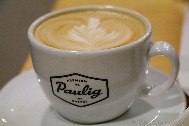 Travelnews.lv Helsinkos apmeklē «Paulig» kafijas grauzdētavu un kafejnīcu «Kulma»