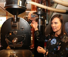 Travelnews.lv Helsinkos apmeklē «Paulig» kafijas grauzdētavu un kafejnīcu «Kulma» 28